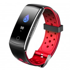 Smart & Sport smart watch IP68, red