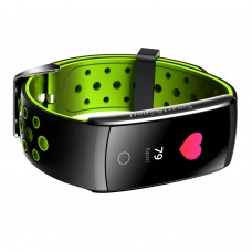 Smart & Sport smart watch IP68, green