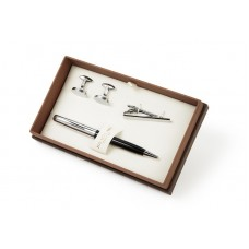 Jos Von Arx Gift Set made of Solid Brass With Pvd Plating, EX43