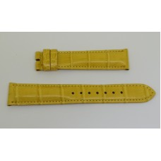 Chronoswiss Strap Yellow Croco
