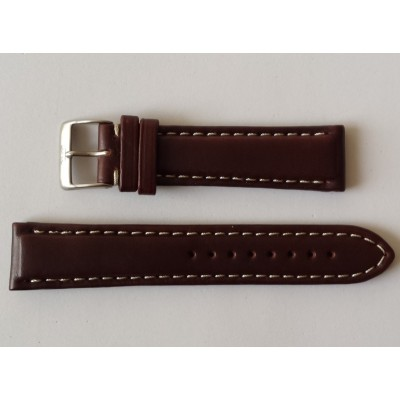Fortis Strap Brown Leather