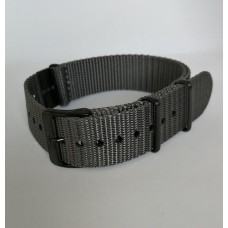 Fortis NATO strap grey color 20mm