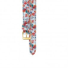 Manfred Cracco Strap Blossom Leather