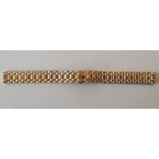 Maurice Lacroix Bracelet Gold Plated Steel, LC2021-YP