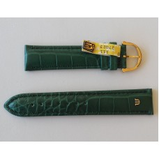 Maurice Lacroix Leather Strap Green Alligator, J69