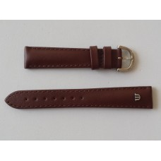 Maurice Lacroix Leather Strap Brown Calf, EL1084