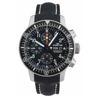 Fortis Official Cosmonauts Chronograph 638.10.11L.01
