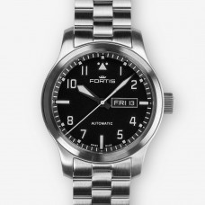 Fortis Aeromaster Steel Day-Date, F4020008