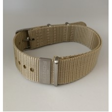 Fortis NATO Strap sand color 20mm